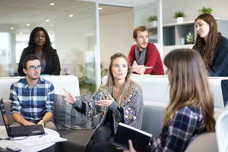 Основные принципы формирования эффективной команды менеджмента проекта