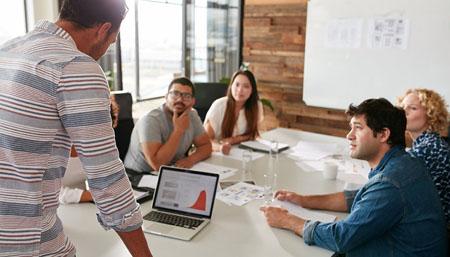 Правильное управление людьми – основа успеха фирмы